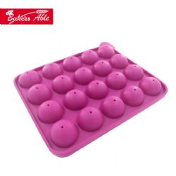 silicone cake pop mouldJLL1551B