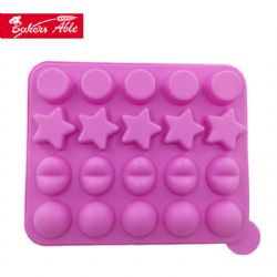 silicone cake pop mouldJLL1555